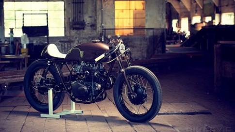 Cho những người nghiền cafe! Honda CB250 Cafe Racer