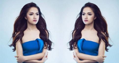 Chọn váy khơi nét nữ tính như Hương Giang Idol