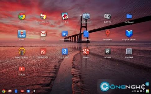 Chrome OS: một cuộc cách mạng thật sự của Google