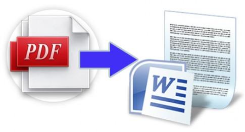 Chuyển đổi từ PDF sang Word dễ dàng nhất