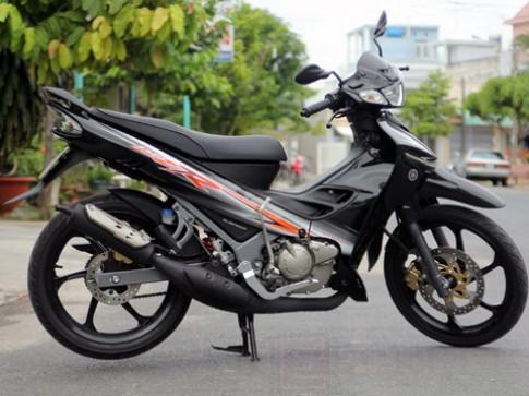 [Clip] Yamaha Z-125ZR maxspeed 220km/h