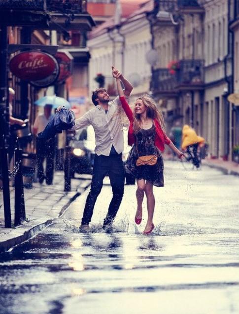 Có những ngày mưa về như thế...