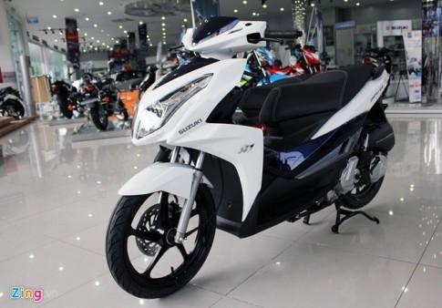 """Cộng đồng mạng nói Suzuki Impulse là """"con lai"""" giữa Nouvo và AB"""