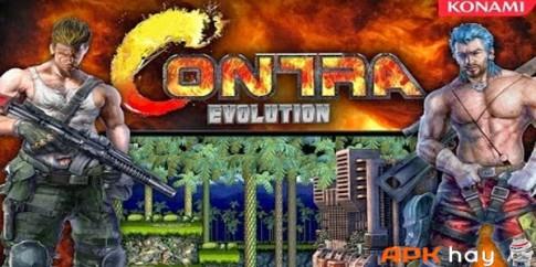 CONTRA: EVOLUTION - Game bắn Contra huyền thoại