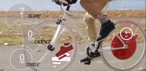 Copenhagen Wheel: bánh xe đạp thân thiện môi trường