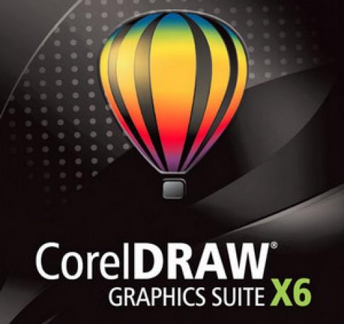 CorelDRAW X6 FUlL bản mới nhất hiện nay