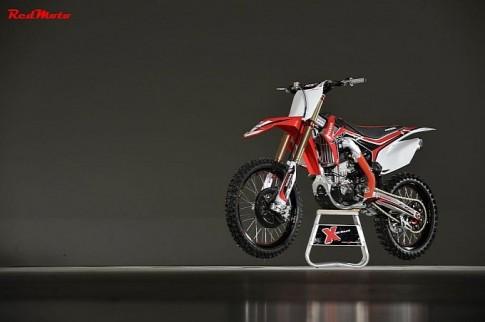 CRF250R Red Moto Special Edition phiên bản đặc biệt giá rẻ