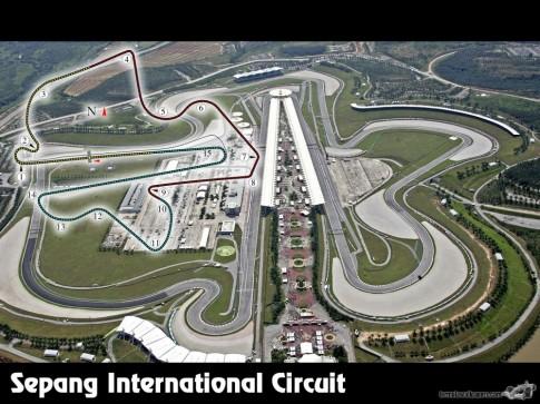 Cuộc đua thử lần 2 tại Sepang của các đội đua MotoGP