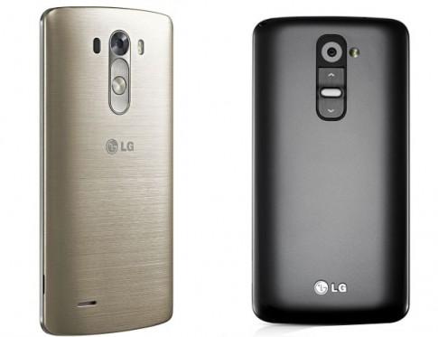 Đâu là điểm khác biệt giữa LG G3 và LG G2?