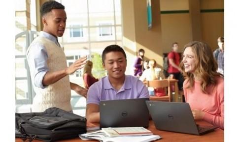 Dell ra Chromebook giá rẻ cho học sinh, sinh viên