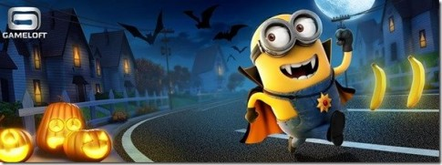 Despicable Me Minion Rush- Cuoc dua bat tan tren BlackBerry 10