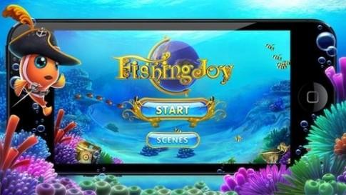 Download Fishing Joy - game bắn cá hay cho iOS