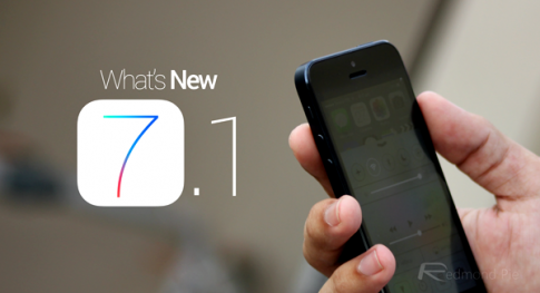 Download iOS 7.1 cho iPhone, iPad và iPod Touch