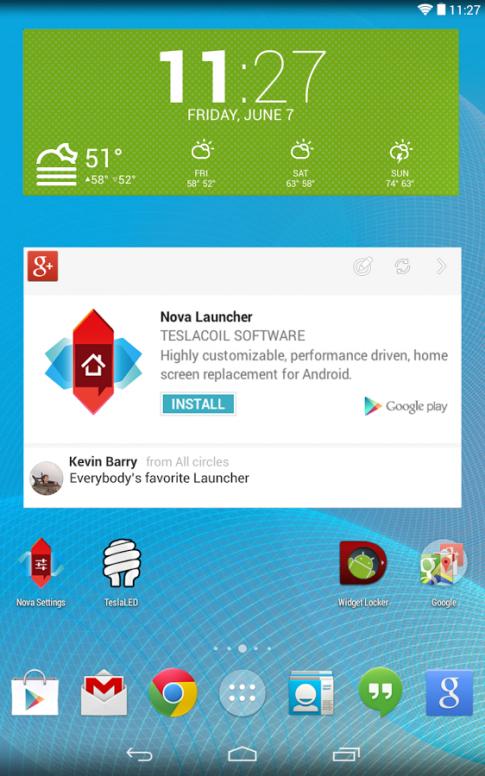[Download] Nova Launcher 3.0beta2 với nhiều thay đổi