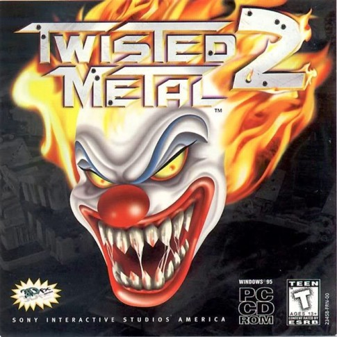 Download Twisted Metal 2 - Game dua xe ban sung cuc hay