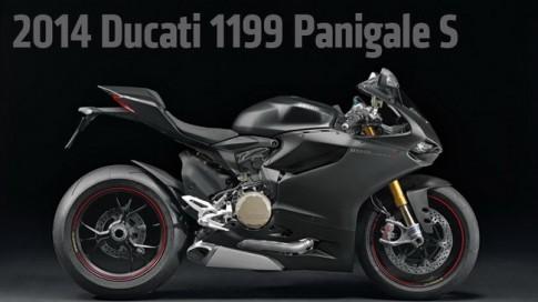 Ducati 1199 Panigale S 2014 với bộ cánh mới