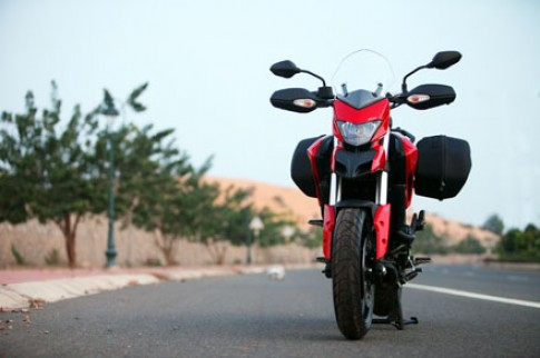 Ducati Hypertrada dành riêng cho thị trường châu Á