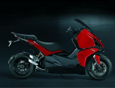 Ducati sẽ sản xuất xe scooter trong thời gian tới
