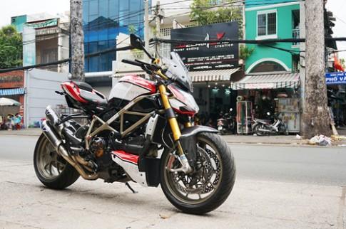 Ducati Streetfighter S 1098 do kieng ham ho tai Viet Nam
