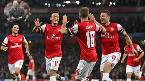 [FA Cup] Arsenal khát khao mang chiếc Cup FA về sân Emirates sau 9 năm mòn mỏi chờ đợi !