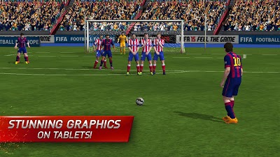 Fifa 15 Ultimate Team apk data cho Android