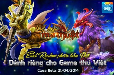 Game đấu bài Elves Realm cập bến Việt Nam