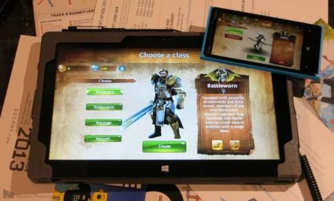 Game Dungeon Hunter 4 chính thức có mặt cho Windows 8 và Windows Phone 8, mời tải về