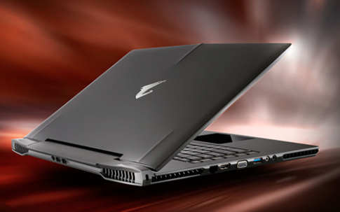 Gigabyte Aorus X7 tại CES 2014, laptop chơi game với thiết kế độc đáo!