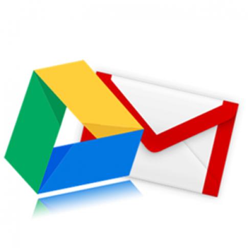 Gmail cho phep luu thang tap tin dinh kem ve Google Drive