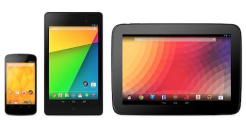 Google cung cấp file Android 4.4.2 Kitkat cho Nexus 4, 7 (2012 - 2013) và Nexus 10