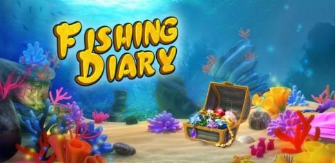 Hack Fishing Diary Full Coin và Sò - game bắn cá hay nhất trên Android