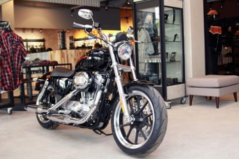 Harley Davidson 883 Superlow 2014 ở Việt Nam