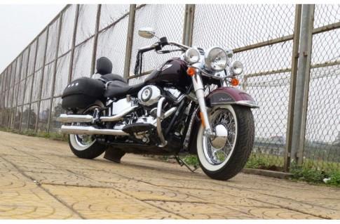 Harley Davidson biển số đẹp giá gần tỷ đồng ở Việt Nam.