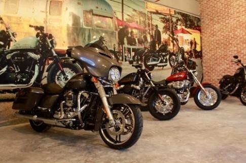 Harley –Davidson Sài Gòn tiến quân ra Hà Nội