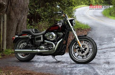 """Harley-Davidson """"tái sinh"""" dòng Low Rider với phiên bản 2014"""