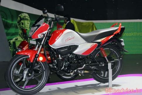 Hero Splendor iSmart - xe côn tay giá 770 USD tại Ấn Độ