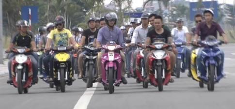 Hình ảnh hội YaZ, Su xì po, Satria ở Hà Nội