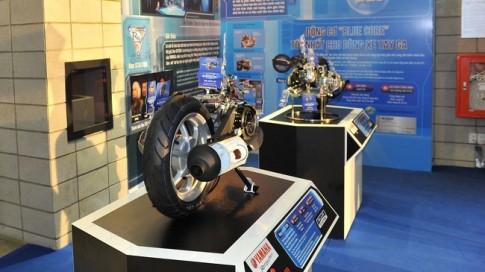 Hình ảnh ra mắt động cơ Blue Core của Yamaha Việt Nam