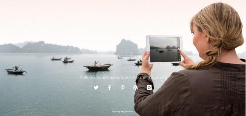 Hình ảnh Việt Nam xuất hiện tuyệt đẹp trong quảng cáo của Apple