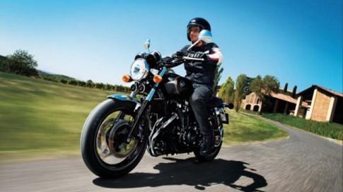 Honda CB1100 2014: Tiết kiệm hơn nhưng không yếu hơn