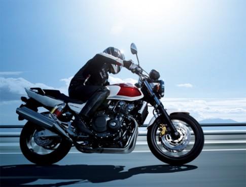 Honda CB400 Super Four mới giá cả phải chăng