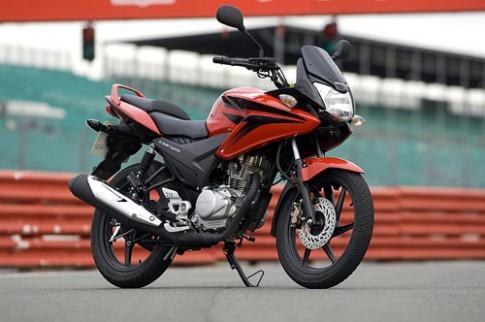 Honda CBF125 chiếc nakedbike phân khối nhỏ