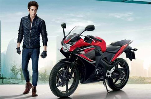 Honda CBR150R chính thức ra mắt tại Thái với giá gần 52 triệu đồng