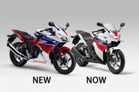 Honda CBR250R 2014 new