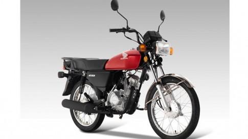 Honda CG110 - Xe Nhật siêu rẻ mới