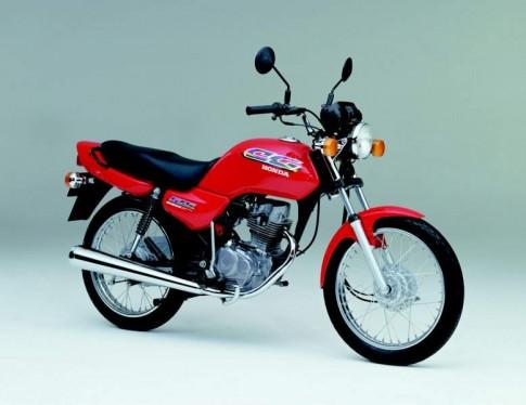 Honda CG125 - Phương tiện ưa thích của nhóm khủng bố Taliban