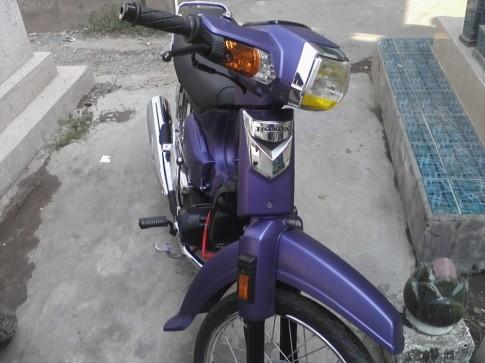 Honda Dream tim thuy chung