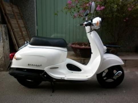 Honda GiorCub 50cc - dòng xe cổ dành cho chị em thích nhẹ nhàng