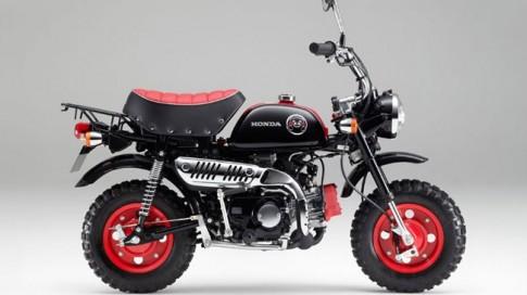 Honda Monkey - Chiếc xe tiêu thụ 1l/100km của Honda