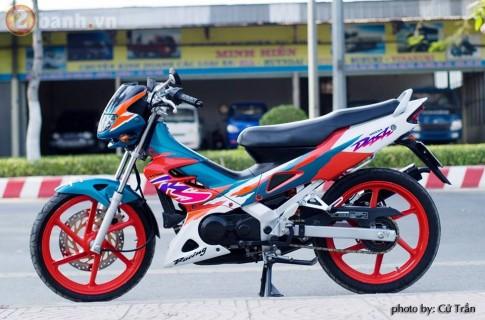 Honda Nova Dash vẻ đẹp ngất ngây khó cưỡng